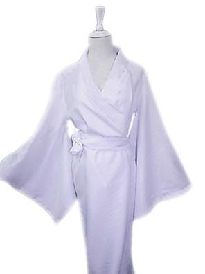 Inspirovaný Noragami Ostatní Anime Cosplay Kostýmy Cosplay šaty / Kimono Jednobarevné Kimono / Pásek