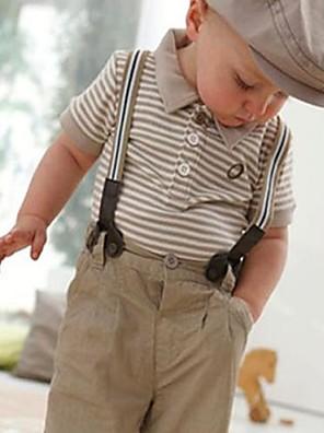 Boy's Peuter Set Gentleman Top Slab met Pants Kleding Sets