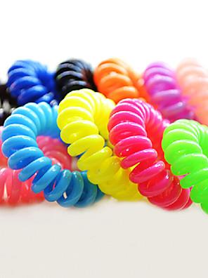 Magic Hair Bands 8 stuks / Pack (willekeurige kleur)