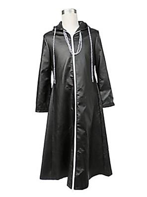 krallık kalpleri siyah rugan Cosplay elbise