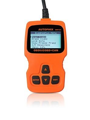 autophix® diagnostisch hulpmiddel OBD OBD2 obdii eobd scanner code lezer om123