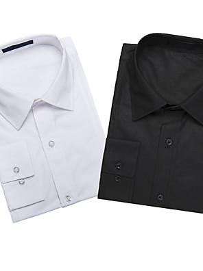 2-dílná dlouhý rukáv košile combo