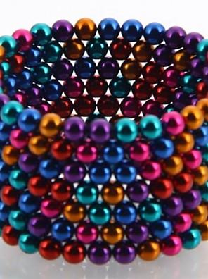216pcs buckyballs diy 5mm et buckycubes blocs magnétiques boules jouets