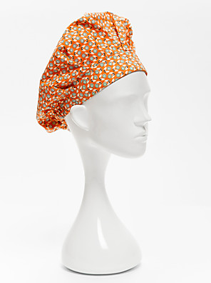 medische uniformen verstelbare vlakte scrubs hoeden