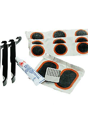 acacia® bike gumiabroncs-javító készlet, gumiszerelő