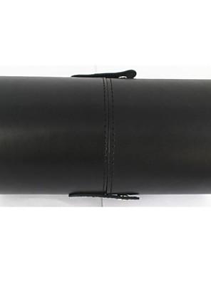 Smikkészlet tárolás Szépségápolási táska / Smikkészlet tárolás Egyszínű 25*dia.10cm Fekete Elhalványulnak