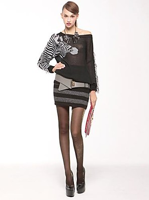 JOANNE KITTEN Women's Multi-color Skirts , Vintage/Casual/Work Mini