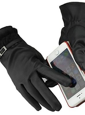 dámská vysoce kvalitní dotknout krajka kožené rukavice