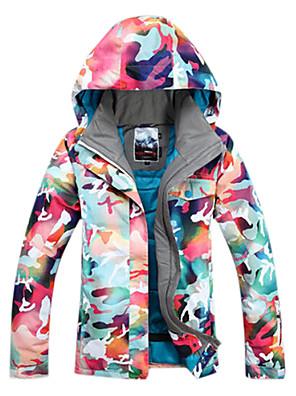 Mulheres Jaquetas de Esqui/Snowboard Esqui / Skate / Esportes de Neve / SnowboardImpermeável / Respirável / Vestível / A Prova de Vento /