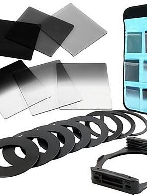 9 velikost kovový kroužek adaptéru 6 Cokin řady P nastaven filtr ND2 ND4 ND8 g ND2 4 8