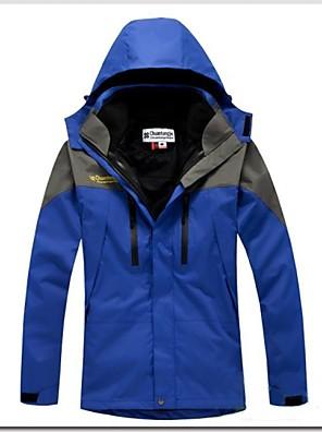 Homens Jaquetas de Esqui/Snowboard / Anoraques / Jaquetas 3-em-1 / Jaqueta de InvernoEsqui / Acampar e Caminhar / Alpinismo / Skate /