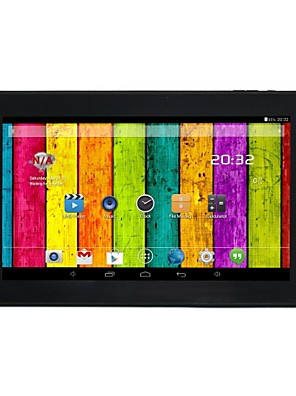 10,1 tommer Android 4.4 Tablet (Quad Core 1024*600 1GB + 8GB)
