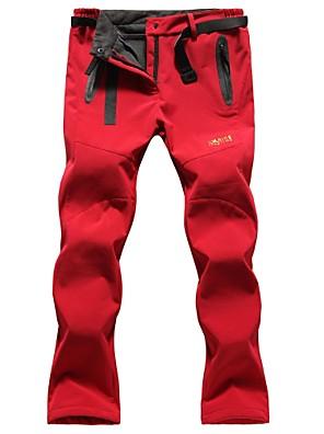 Dámské Kalhoty Lyže / Outdoor a turistika / Sněhové sporty / SnowboardVoděodolný / Zahřívací / Větruvzdorné / Zateplená podšívka /