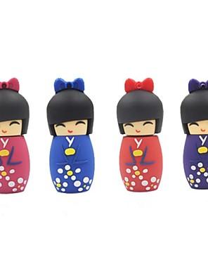 8gb cartoon Japanse pop usb flash pen drive