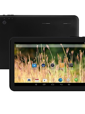 10,1 tommer Android 4.4 Tablet (Quad Core 1024*600 1GB + 16GB)