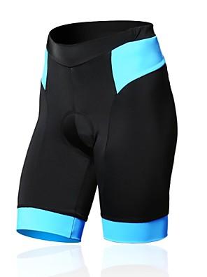 SPAKCT® Cyklošortky se sedlem Dámské Prodyšné / Komprese / 3D Pad Jezdit na kole Kraťasy / Dres / Cyklistické kalhoty elastan / Nylon
