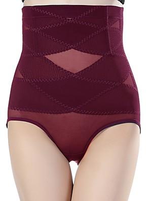 ירכי מעלית עד מותניים גבוהים תחתוני בטן מכנסיים ציור גוף הרזיה לאחר לידה ומעצב (צבעים וגדלים שונים)