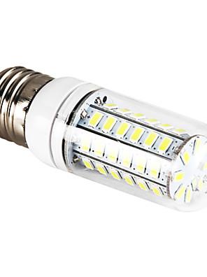 12W E14 / G9 / E26/E27 Ampoules Maïs LED T 56 SMD 5730 1200 lm Blanc Chaud / Blanc Froid AC 100-240 V