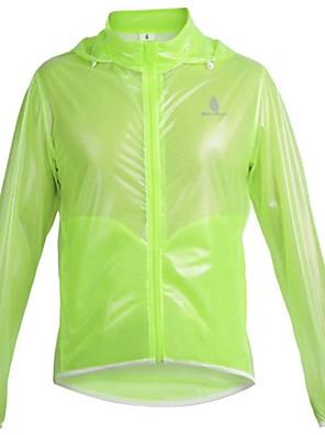 WOLFBIKE® Cyklo bunda Dámské / Pánské / Unisex Dlouhé rukávy Jezdit na kole Voděodolný / Větruvzdorné / Odolné vůči dešti / Zadní kapsa