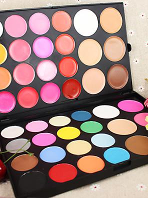 44 סומק מט / מנצנצים מורחב / ברק צבעוני / Kattavuus / קונסילר / טבעי עיניים / פנים / שפתיים צבע זמין
