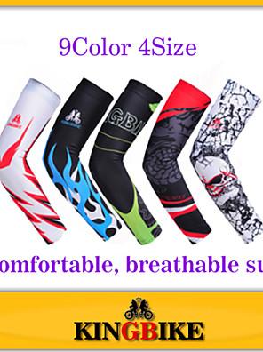 braço aquecedores MotoRespirável / A Prova de Vento / Resistente Raios Ultravioleta / Anti-Insectos / Vestível / Alta Respirabilidade