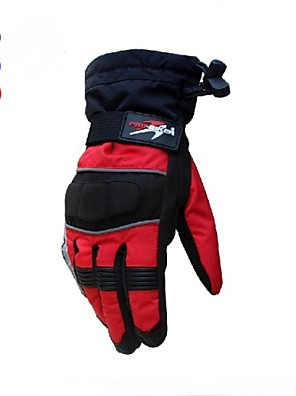 Luvas de esqui Dedo Total / Luvas de Inverno Homens / Todos Luvas EsportivasMantenha Quente / Anti-Derrapagem / Camurça de Vaca á