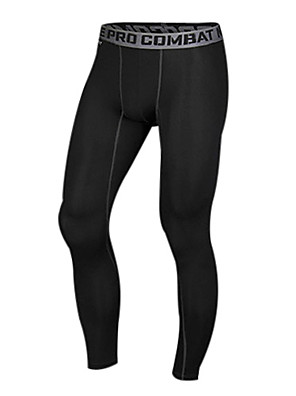 Running Pants/Trousers/Overtrousers / Leggings / Tights / Bottoms Men's Compression / Lightweight Materials ChinlonExercise & Fitness /
