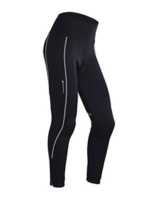 NUCKILY® Cyklo kalhoty DámskéProdyšné / Zahřívací / Rychleschnoucí / Větruvzdorné / Anatomický design / Zateplená podšívka / Odolný vůči