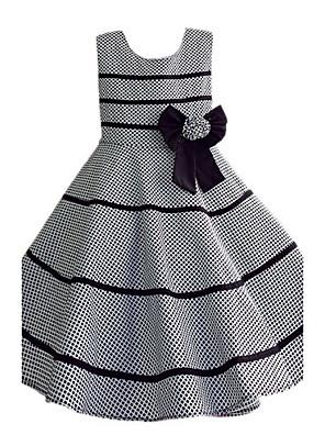 שמלה כותנה אורגנית קיץ / אביב אפור הילדה של