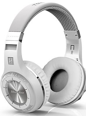 bluetooth stereo trådløse hovedtelefoner indbygget mikrofon mikro-sd / FM radio bt4.1 over-ear hovedtelefoner