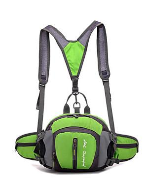 20-30 L פאוצ'ים ספורט פנאי טבע עמיד ללחות / ניתן ללבישה ירוק ניילון Fulang