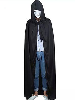 Přehoz Duch Festival/Svátek Halloweenské kostýmy Černá Patchwork Přehoz Halloween / Vánoce / Karneval / Nový rok Unisex polar fleece
