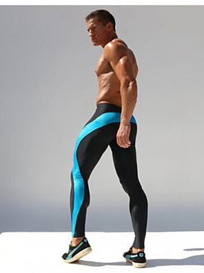 Běh Cyklistické kalhoty / Kalhoty / Spodní část oděvu Pánské Prodyšné / Rychleschnoucí / Vysoká prodyšnost (> 15,001 g) / Ter Emenelastan