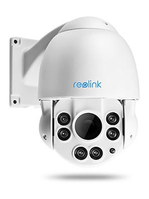 reolink RLC-423 4-megapixel 1440p 2560x1440 PoE PTZ sikkerhed ip kamera 4x optisk motoriseret zoom