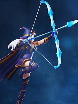 League of Legends Ostatní 24CM Anime Čísla akce Stavebnice Doll Toy