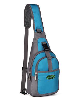 FJQXZ® תיק אופניים 3Lתיקי גב לטיולי יום / תיק כתף / רכיבה על אופניים תרמיל עמיד לאבק / חסין זעזועים / ניתן ללבישה תיק אופנייםפוליאסטר