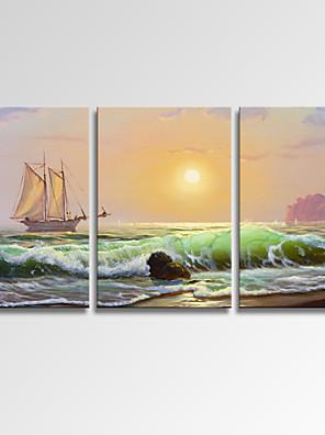 Ritratti / Fantasia / Tempo libero / Fotografia / Stravagante / Musica / Patriotico / Moderno / Romantico Print Canvas Tre PannelliPronto