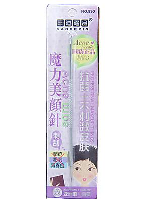 Sandepin Tratamento de Acne / Cravos Outros Unissex Manual Aço Inoxidável N/A Prateada / Mistura