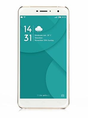 "DOOGEE F7 Pro 5.7 "" Android 6.0 4G okostelefon (Két SIM Deca Core 21 MP 4 GB + 32 GB Fekete / Fehér)"