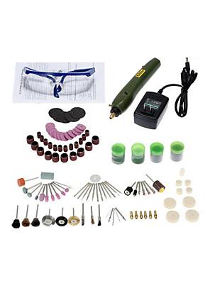 opfordrer særligt deluxe edition super mini pen sæt lille elektrisk mølle Jade maskine mini bore slibning (p500-11)