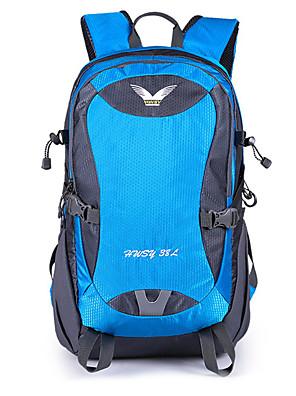 38 L Vodotěsný Dry Bag / batoh Outdoor a turistika Voděodolný / 3 v 1 Černá / Nebeská modř / Oranžová