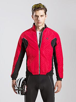 TASDAN® Jaqueta para Ciclismo Mulheres / Homens Manga Comprida MotoRespirável / Mantenha Quente / A Prova de Vento / Permeável á Humidade