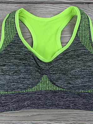 יוגה מדים בסטים נושם / דחיסה / נוח מתיחה בגדי ספורט לנשים-ספורטיבי,יוגה