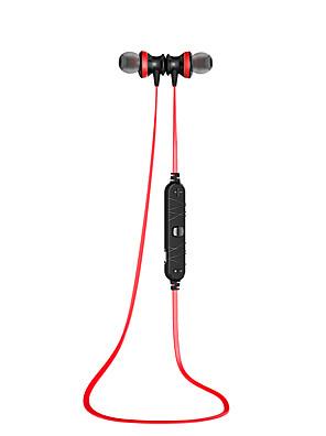AWEI A980BL Hovedtelefoner (I Øret)ForMedie Player/Tablet / Mobiltelefon / ComputerWithMed Mikrofon / Lydstyrke Kontrol / Sport /