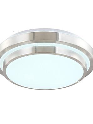 Modern Kreatív LED-es süllyesztett könnyű alumínium akril Electroplating