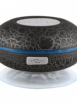 Subwoofer 2.0 Draadloos / Draagbaar / Bluetooth / Voor buiten / Waterbestendig