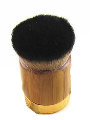 1 Štětec na podklad Nylonový štětec Přenosný Dřevo Face ShangYang