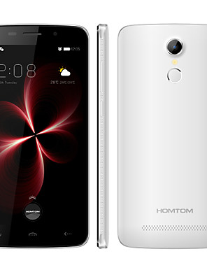 "homtom® HT17 Pro 5.5 ""Android 6.0 4g Smartphone (Dual-SIM Quad-Core 13 mp 2gb + 16gb schwarz / gold / weiß)"