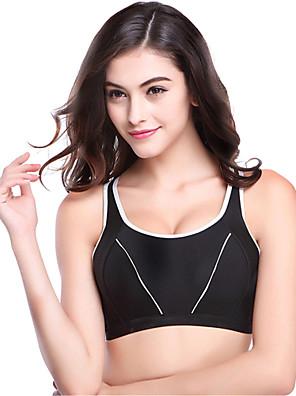 Esportivo®Ioga Sutiã / Roupa-Interior / Blusas Respirável / Tapete 3D / Suave Elasticidade Alta Wear SportsIoga / Pilates / Exercicio e
