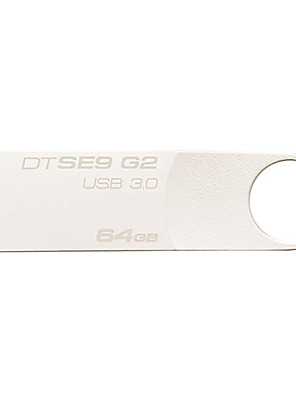 Kingston DTSE9 G2 64Gb USB 3.0 Stootvast